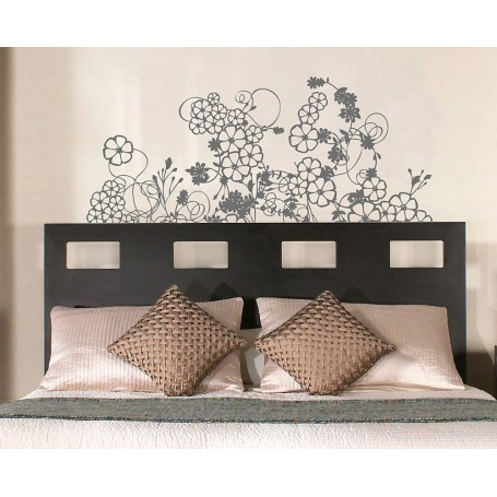 Beautiful adesivi murali per camera da letto gallery - Stickers per camera da letto ...